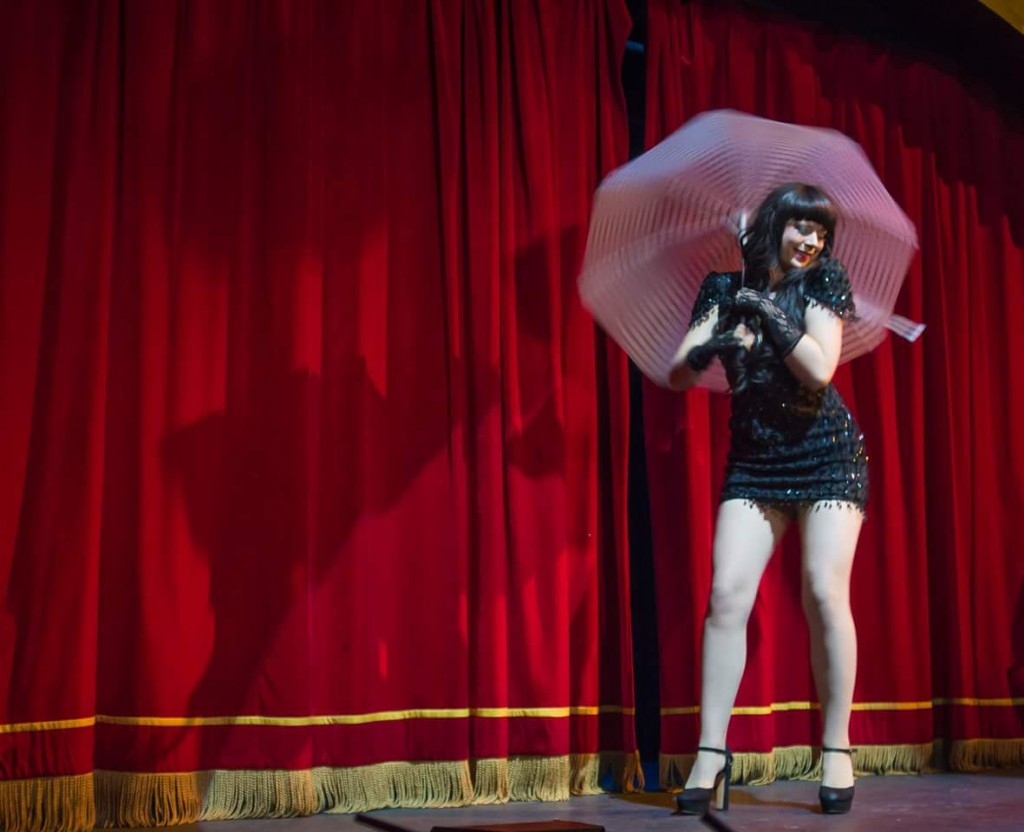A traveller who makes money through burlesque? Yep, that's me! #burlesque #shanghai #travel www.teacaketravels.com
