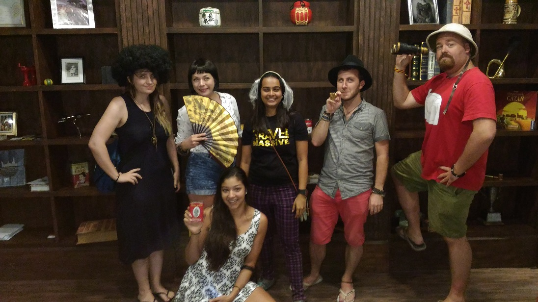 Forget about all of the food, shopping and temples in Bangkok. There is a new thrilling and adventurous Escape Room in town that is guaranteed to give you an hour of puzzle-solving, brain-testing pleasure! Get a bunch of friends together, time travel back to exhilarating times and do something out of the ordinary at A Ticket To Mystery in Ekkamai Mall. www.teacaketravels.com