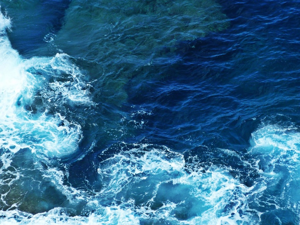 Lanyu Island Sea Waves