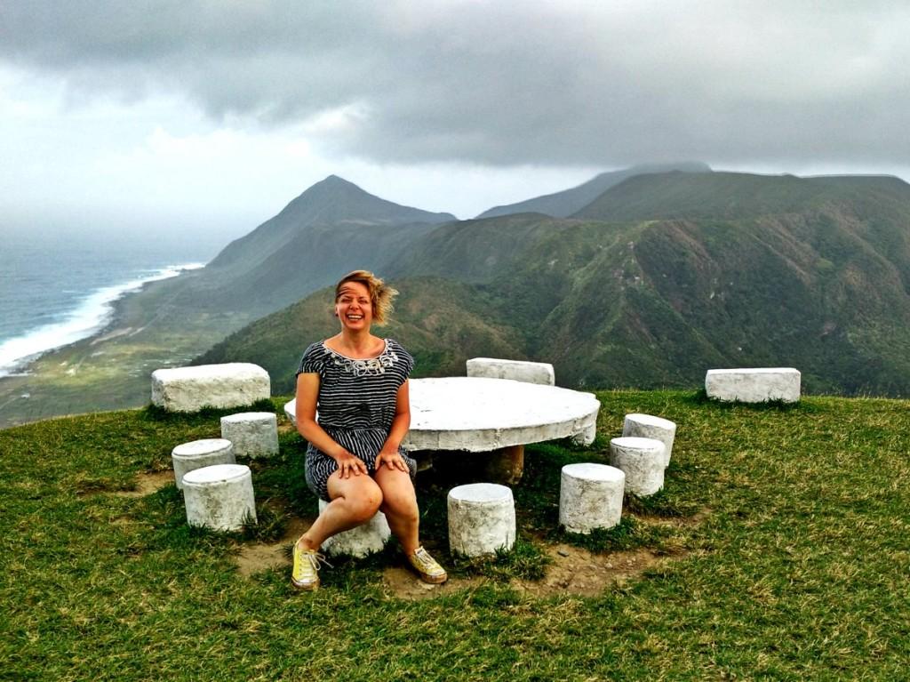 Lanyu Island Weather Station