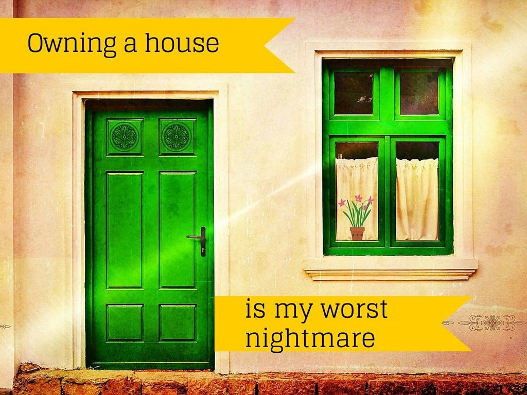 Owning a house